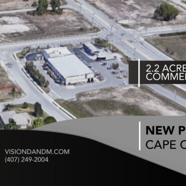 New Purchase – Vacant Commercial Land in Cape Coral, FL