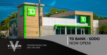 TD Bank is officially open in SoDo!