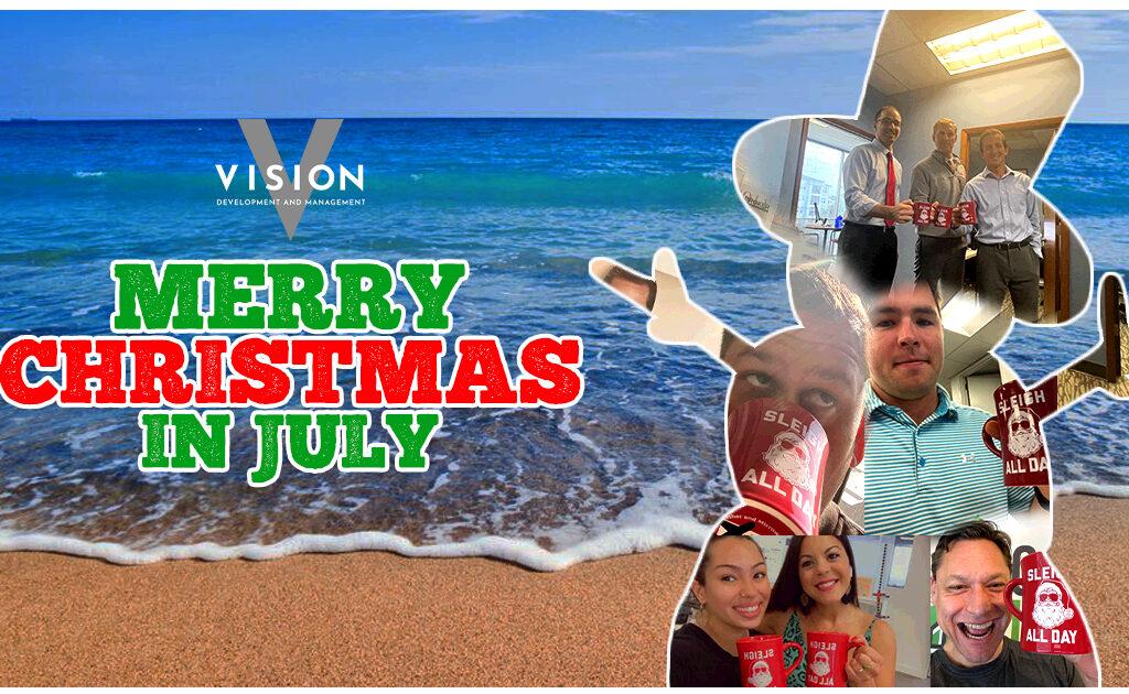 Christmas in July Fun