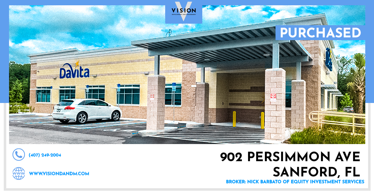PURCHASED- 902 Persimmon Ave  Sanford, FL