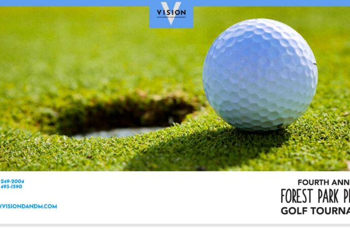 PROUD SPONSOR- Forest Park Project 4th Annual Charity Golf Tournament